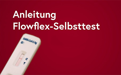 Flow-Flex Covid-19 Test